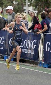 Jaz Hedgeland's Geelong Race Report