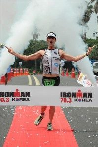 Shall we….why not? (Kate Bevilaqua's Ironman Korea Race Report)