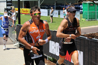 Johan Borg's Ironman WA Race Report – 6th Overall!