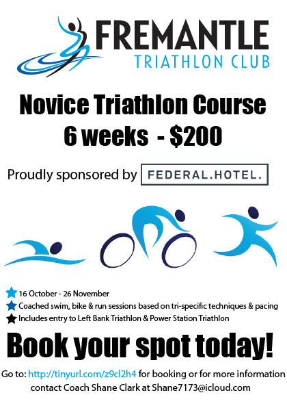 Novice training Flyer for Facebook