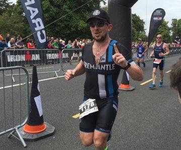 2016 Dublin 70.3 Race Report- Daithi de Baroid