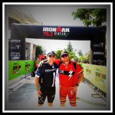 Race Report Ironman 70.3 Bintan 2018 – David Hayward